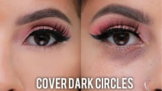 Download How to Cover Dark Circles & Under Eye Bags Video