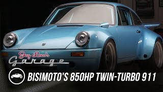 Download Bisimoto's 850HP Twin-Turbo 911 - Jay Leno's Garage Video