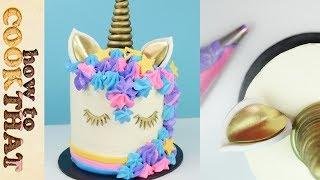 Download UNICORN cake | How To Cook That Ann Reardon Video