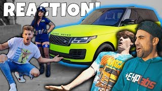 Download ROOMMATES REACT to MY CRAZY NEW CAR! Guess who HATES it... Video