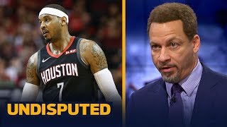 Download Chris Broussard says the Lakers shouldn't sign Carmelo Anthony   NBA   UNDISPUTED Video