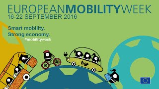 Download Smart mobility. Strong economy. EUROPEAN MOBILITY WEEK 2016 Video