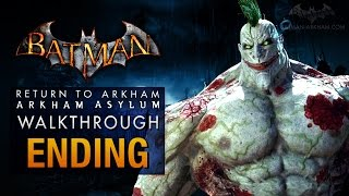 Download Batman: Return to Arkham Asylum Ending - Joker's Party Video