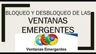 Download Soy Docente: LAS VENTANAS EMERGENTES Video