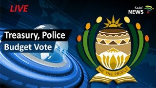 Download Treasury, Police budget vote, 23 May 2017 Video