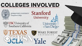 Download Impact of the college admissions scandal on disabled students Video