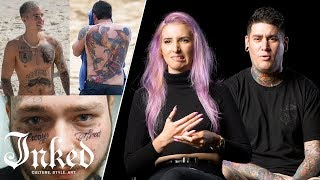 Download 14 Tattoo Artists Try to Figure Out Why Celebrities Get Bad Tattoos | INKED Talk Video