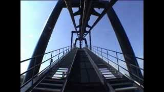 Download Katun - Mirabilandia Park, Italy - Front Seat POV Video