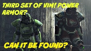 Download 3 Sets Of Vim Power Armor? | Far harbor Fallout 4 | Video