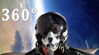 Download Amazing 360° Cockpit View - F-5 Fighter Jet & AH-1Z Viper Helicopter Video