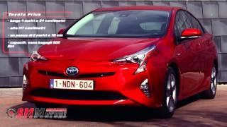 Download Nuova Toyota Prius test drive 2016 Video