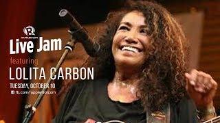 Download Rappler Live Jam: Lolita Carbon Video