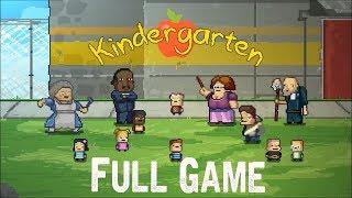 Download Kindergarten Full game & ENDING walkthrough gameplay (No Commentary) Video
