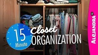 Download Closet Organization (Quick 15-Minutes!) Video