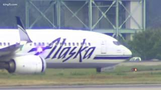Download Inside the cockpit of the stolen Horizon plane Video