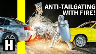 Download Testing the Ultimate Anti-Tailgating Device, Using FIREWORKS Video