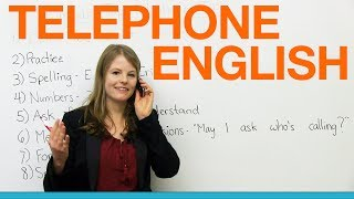 Download Telephone English: Emma's top tips Video
