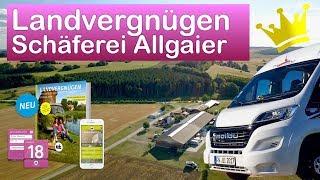 Download Landvergnügen #1: Schäferei Allgaier Video