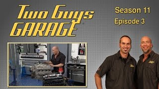Download Evolution of the LS Engine | Two Guys Garage | Season 11 | Episode 3 Video