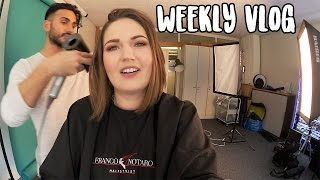 Download NYX PHOTOSHOOT & HOSTING A BUSINESS FORUM | Weekly Vlog Video