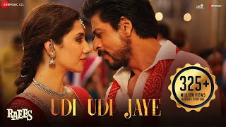 Download Udi Udi Jaye | Raees | Shah Rukh Khan & Mahira Khan | Ram Sampath Video