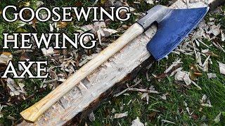 Download Restoration - Goosewing Hewing Axe Video
