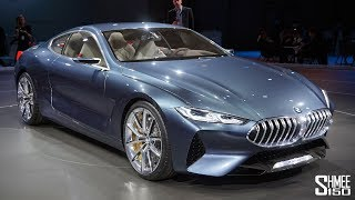 Download This is the New BMW 8 SERIES CONCEPT! Video