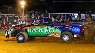 Download 6200 National Modified 4x4s pulling at Millers Tavern September 24 2016 Video