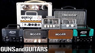 Download BEST BUDGET TUBE AMP SHOOTOUT!!! (Best low watt tube amps of 2019) Video