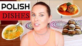 Download POLISH // Polish Dishes Explained + Polish Food // ItsEwelina Video