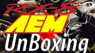 Download AEM Cold Air intake Unboxing (RX-8) Video
