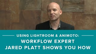 Download How To Make Photography Slideshows In Minutes With Lightroom And Animoto By Jared Platt Video