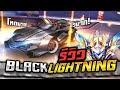 Download Top 30 เอา BLACK LIGHTNING อัพเต็มลงแร้งค์ Nova! อัพรถให้โหดยังไง #speeddrifters Video
