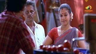 Download Jeeva trying to impress an aunty | Simham Puli Movie Scenes | Santhanam | Divya Spandana Video