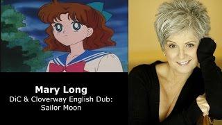 Download Naru Osaka/Molly Baker English & Japanese Voice Comparison Video
