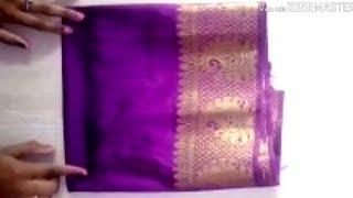Download Paithani blouse design cutting & stitching | pan gala |patchwork blouse design Video