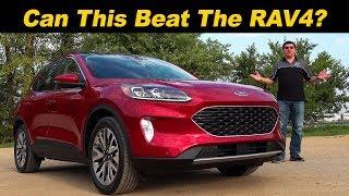 Download 2020 Ford Escape | The Turbo Alternative Video