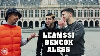 Download Soufiane Bencok, Léamssi & Aless Street-Talent: a funny day out in Leuven (bonus video) Video
