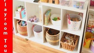 Download Activities for Toddlers At Home - Playroom Tour - Invitation To Play Video