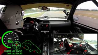 Download PB Motorsport-Honda Civic Time Attack-New Record 1.24.3'' Video