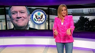 Download Meet Mike Pompeo | April 25, 2018 Act 1 | Full Frontal on TBS Video