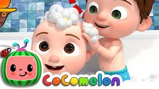 Download Bath Song | Cocomelon (ABCkidTV) Nursery Rhymes & Kids Songs Video