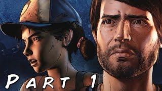 Download THE WALKING DEAD SEASON 3 A New Frontier Walkthrough Gameplay Part 1 - Clementine (Episode 1) Video