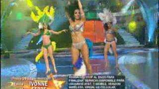 Download Muy sensual Ivonne Montero baila Samba Video