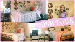 Download COLLEGE DORM ROOM TOUR - PENN STATE 2017 Video