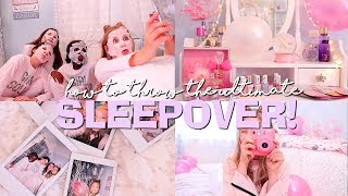 Download HOW TO THROW THE ULTIMATE SLEEPOVER! | Coco's World Video