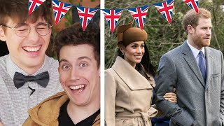 Download What British People ACTUALLY think about the Royal Wedding!! Video