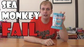 Download Sea Monkey FAIL Video