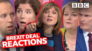 Download New Brexit Deal: Should I be jumping for joy or crying? | Question Time - BBC | Question Time - BBC Video