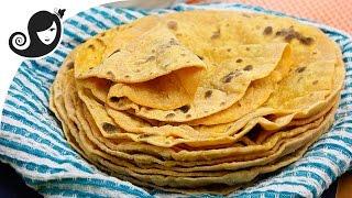 Download Sweet Potato Flatbread (Roti) | Oil-free + Yeast-free + Vegan/Vegetarian Recipe Video